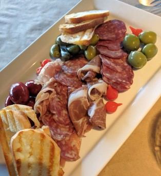 Charcuterie plate STAX